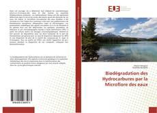 Couverture de Biodégradation des Hydrocarbures par la Microflore des eaux