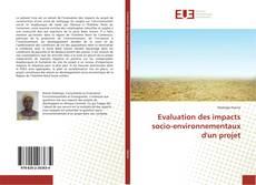 Bookcover of Evaluation des impacts socio-environnementaux d'un projet