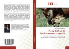Copertina di Précis de Droit de l'environnement congolais