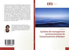 Bookcover of Système de management environnemental de l'assainissement d'Abidjan