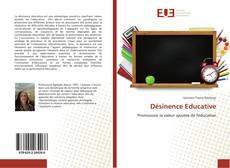 Capa do livro de Désinence Educative