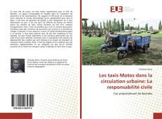 Les taxis Motos dans la circulation urbaine: La responsabilité civile的封面