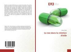 Buchcover von Le nez dans la relation d'aide