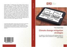 Bookcover of Climate change mitigation strategies