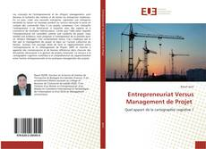 Bookcover of Entrepreneuriat Versus Management de Projet