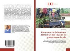 Bookcover of Commune de Bafoussam 2ème: Etat des lieux de la gouvernance locale