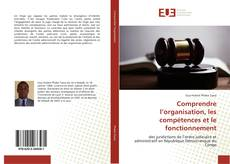 Buchcover von Comprendre l'organisation, les compétences et le fonctionnement