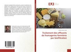 Traitement des effluents de fromageries fermières par biofiltration kitap kapağı