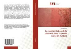 Bookcover of La représentation de la pauvreté dans la presse écrite en Turquie