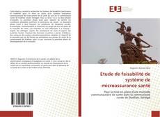 Copertina di Etude de faisabilité de système de microassurance santé