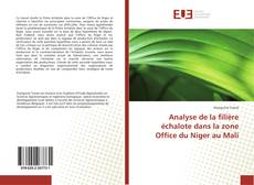 Analyse de la filière échalote dans la zone Office du Niger au Mali的封面