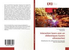 Обложка Interaction lasers avec un diélectriques (Lasers ultracourtes)