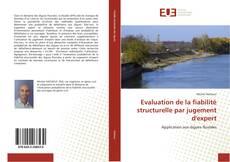 Buchcover von Evaluation de la fiabilité structurelle par jugement d'expert