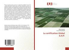 Bookcover of La certification Global G.A.P.