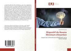 Capa do livro de Dispositif du Revenu Minimum d'Insertion