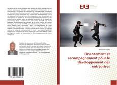 Bookcover of Financement et accompagnement pour le développement des entreprises