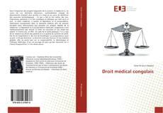 Borítókép a  Droit médical congolais - hoz