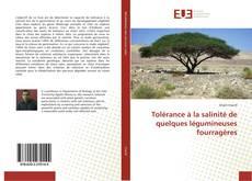 Bookcover of Tolérance à la salinité de quelques légumineuses fourragères