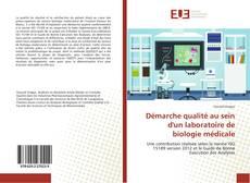 Buchcover von Démarche qualité au sein d'un laboratoire de biologie médicale