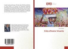Copertina di Côte d'Ivoire Vivante