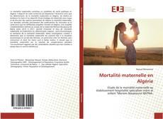 Borítókép a  Mortalité maternelle en Algérie - hoz