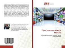 Buchcover von The Consumer Goods Market:
