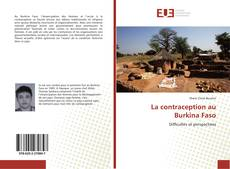 Couverture de La contraception au Burkina Faso