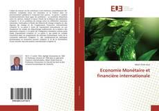 Economie Monétaire et financière internationale kitap kapağı