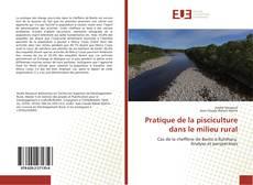 Bookcover of Pratique de la pisciculture dans le milieu rural