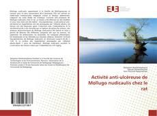 Buchcover von Activité anti-ulcèreuse de Mollugo nudicaulis chez le rat