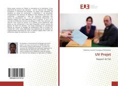 Buchcover von UV Projet