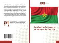 Borítókép a  Sociologie de la femme et du genre au Burkina Faso - hoz