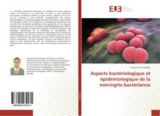 Borítókép a  Aspects bactériologique et épidémiologique de la méningite bactérienne - hoz
