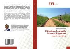 Capa do livro de Utilisation des excréta humains hygiénisés comme engrais