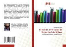 Bookcover of Rédaction d'un Travail de Recherche Scientifique