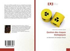 Borítókép a  Gestion des risques biologiques - hoz