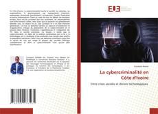 Borítókép a  La cybercriminalité en Côte d'Ivoire - hoz