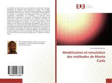 Bookcover of Modélisation et simulation des méthodes de Monte Carlo