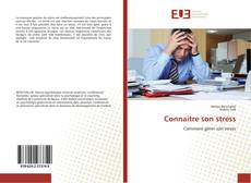 Bookcover of Connaitre son stress