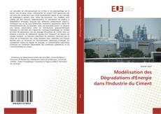 Capa do livro de Modélisation des Dégradations d'Energie dans l'Industrie du Ciment