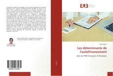 Buchcover von Les déterminants de l'autofinancement