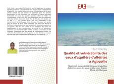 Copertina di Qualité et vulnérabilité des eaux d'aquifère d'altérites à Agboville