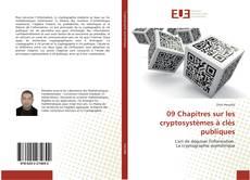Portada del libro de 09 Chapitres sur les cryptosystèmes à clés publiques