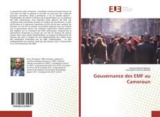 Bookcover of Gouvernance des EMF au Cameroun