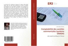 Couverture de Comptabilité des sociétés commerciales (système OHADA)