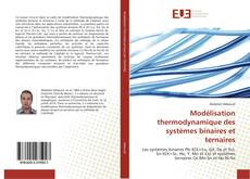 Copertina di Modélisation thermodynamique des systèmes binaires et ternaires