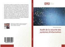 Bookcover of Audit de la sécurité des systèmes d'information