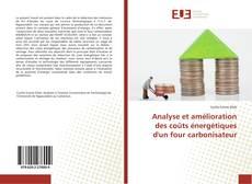 Analyse et amélioration des coûts énergétiques d'un four carbonisateur的封面