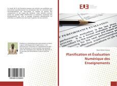 Couverture de Planification et Évaluation Numérique des Enseignements