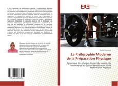 Bookcover of La Philosophie Moderne de la Préparation Physique